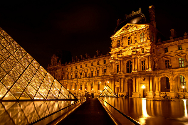 Surviving the Louvre