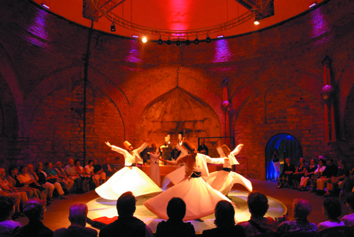 Whirling Dervishes: Attending a Sema Ceremony in Istanbul
