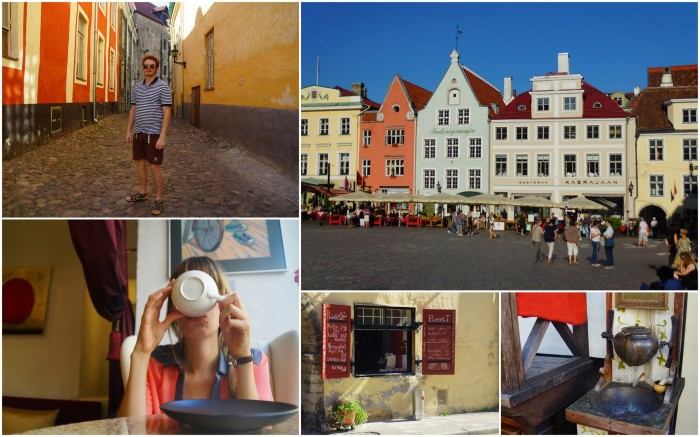 Travel in Estonia