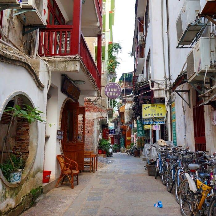 Streets-Yangshuo