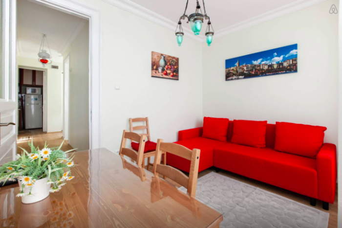 Using AirBnB in Istanbul