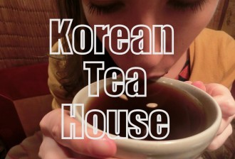 A Charming Tea House in Traditional Seoul