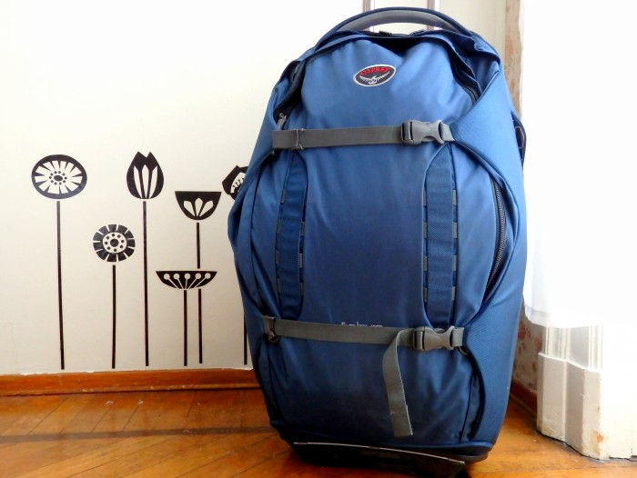 Why the Osprey Sojourn is the best backpack for travel!