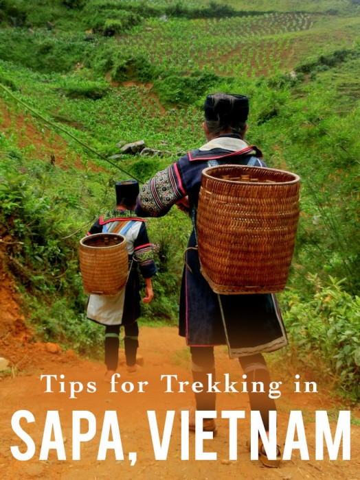Tips for Trekking in Sapa Vietnam