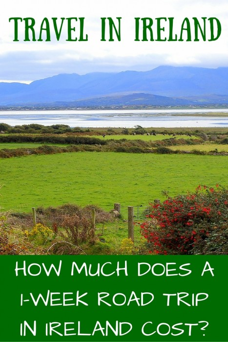 Cost To Rent A Car In Ireland A Week