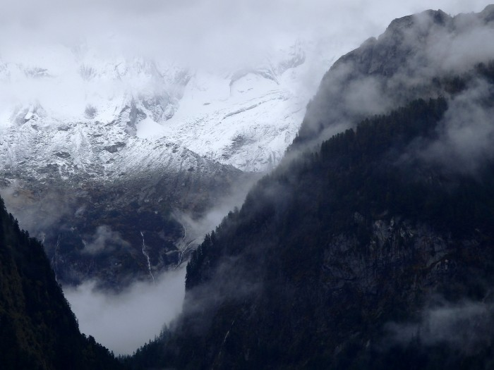 October: From the Alps to Sky High Monasteries