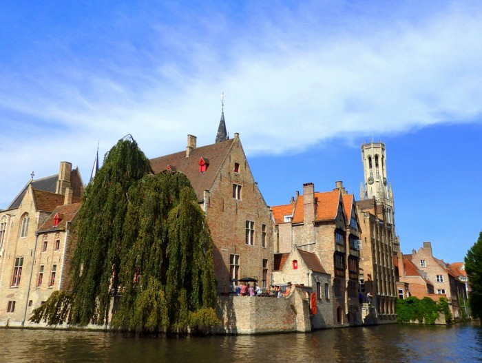 25 things to do in BRUGES!