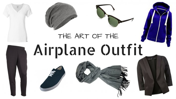 The Art of the Comfortable Airplane Outfit