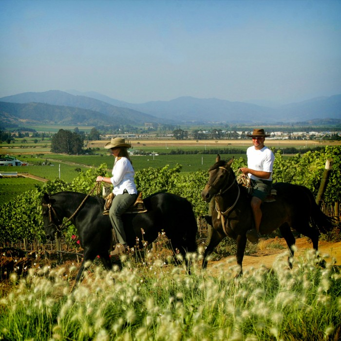 Horse-riding-Chile