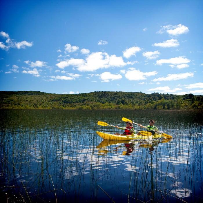 Kayaking-Chile
