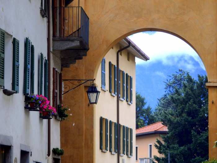 Travelling in Lombardy, Italy