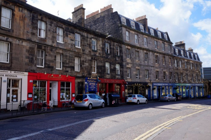 Edinburgh Restaurants