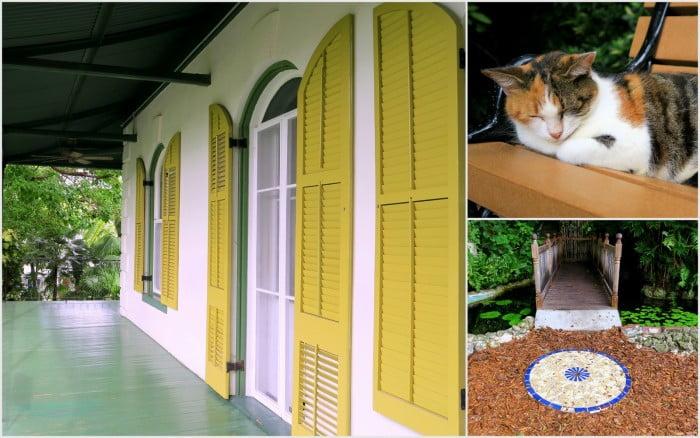 Hemingway's House Key West
