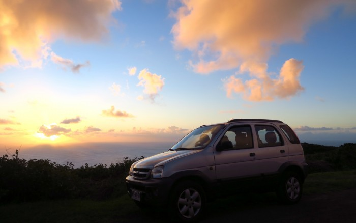 Rent a car to see Easter Island on a budget