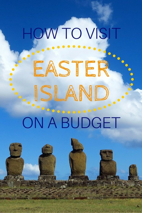 Travelling to Easter Island on a budget