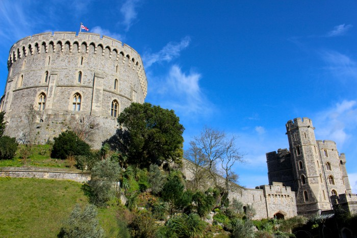 Windsor is one of the easiest day trips from London
