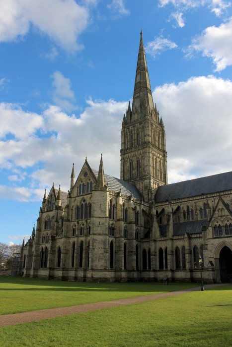 Salisbury is another of the many easy day trips from London