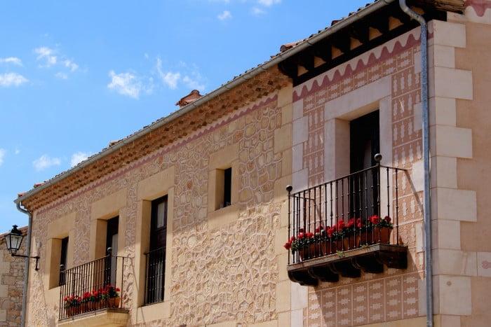 Visiting Pedraza, Spain