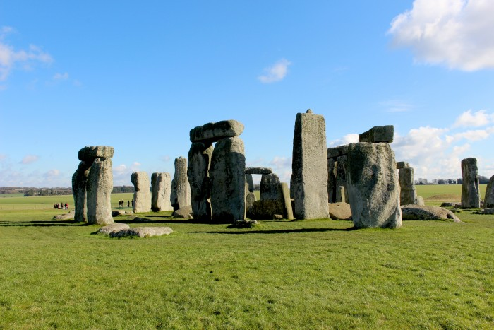 Visiting Stonehenge from Salisbury