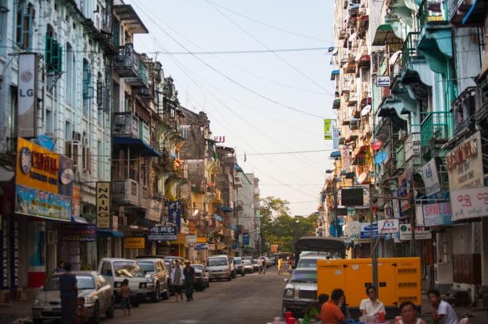 Visiting Yangon Myanmar Burma