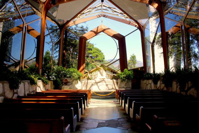 The Glass Church, Palos Verdes, California