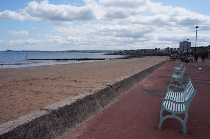 Edinburgh Portobello Beach