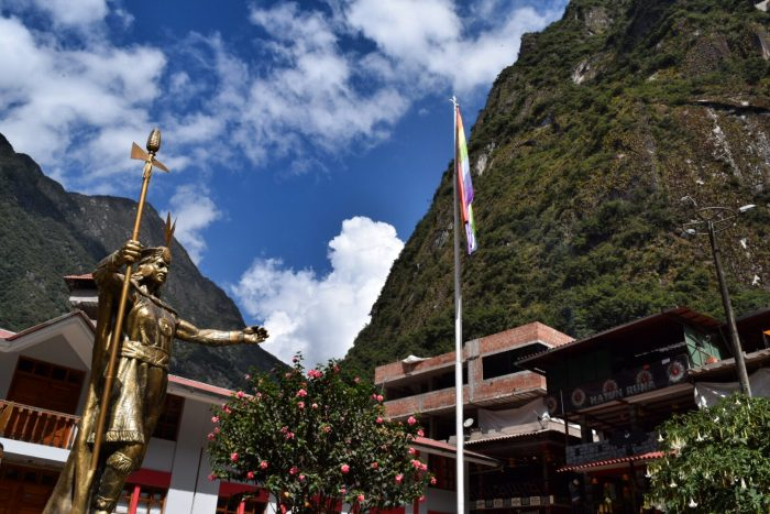 Machu Picchu Tip: Spend the night in Aguas Calientes