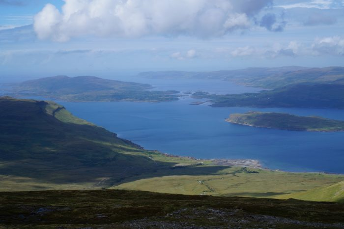 Isle of Mull View Ben More