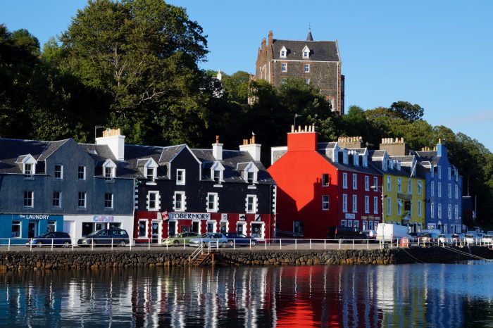 Toberymory Harbourfront, Isle of Mull