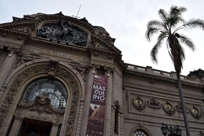 Museo Nacional de Bellas Artes, Santiago