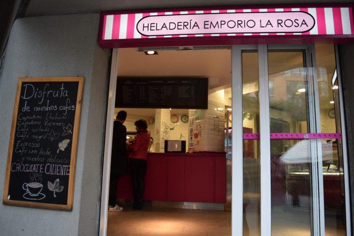 Heladeria Emporio La Rosa