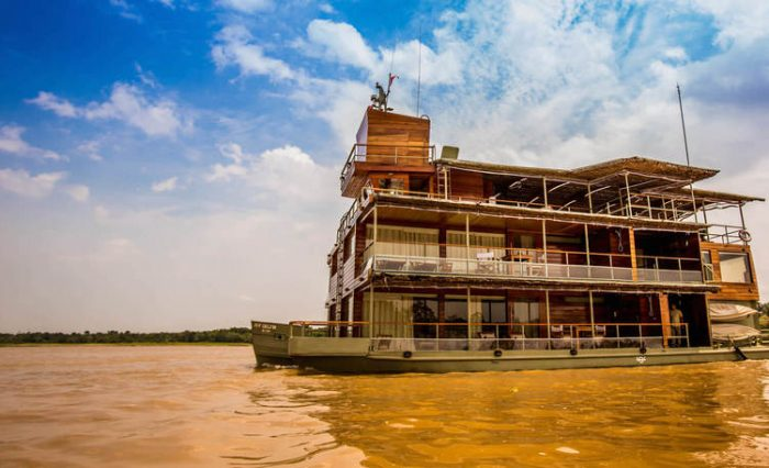 What's it like cruising the Amazon with Rainforest Cruises?