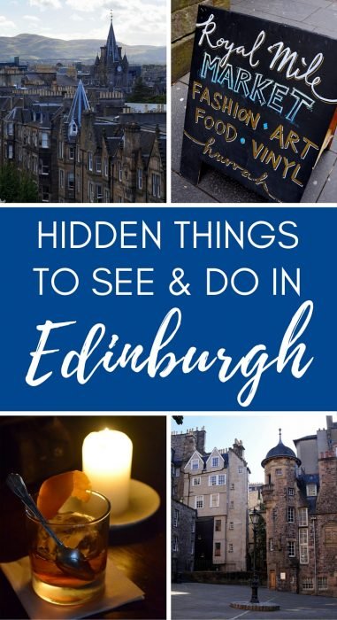Things to see and do in Edinburgh