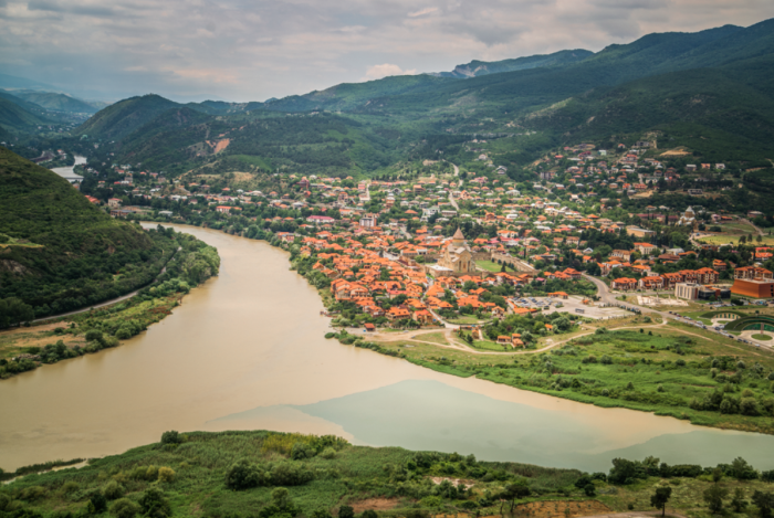Visiting Mtskheta, a scenic stop on your Georgia road trip