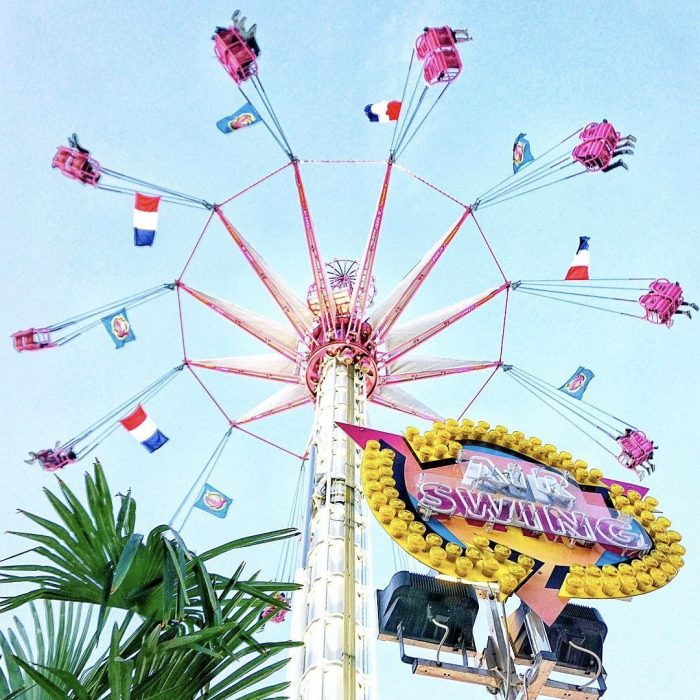Summer in Paris: head to Paris Plages or the Jardin des Tuileries Funfairs