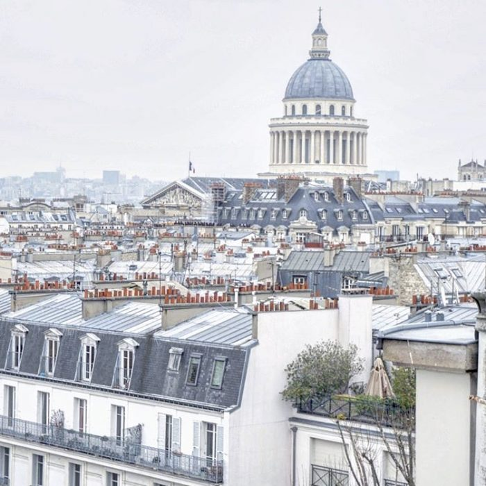 Head up the Panthéon for an amazing view of Paris!