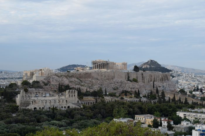 A city tour of Athens with This is My Athens
