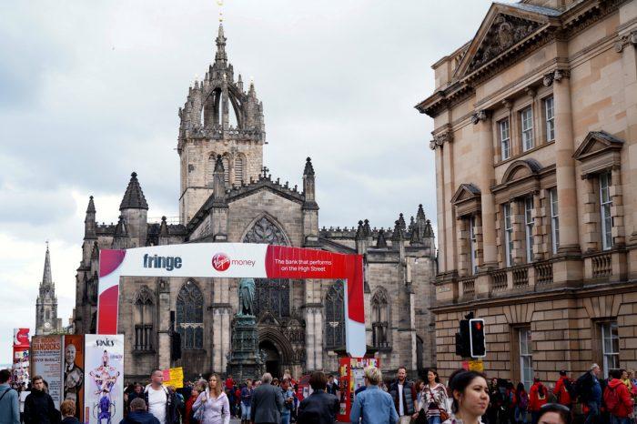 Where to buy tickets for the Edinburgh Fringe Festival