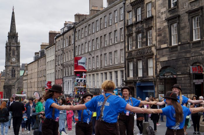 A First-Timer's Guide to the Edinburgh Fringe Festival