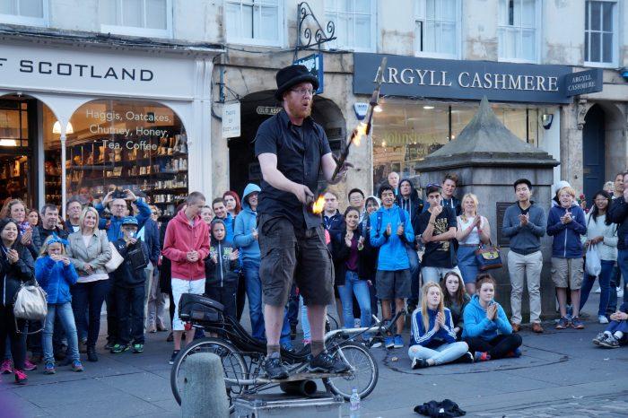 Tips for attending the Edinburgh Fringe Festival