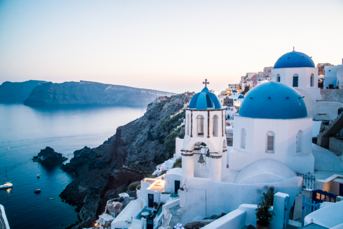 Which Greek Island Are You?
