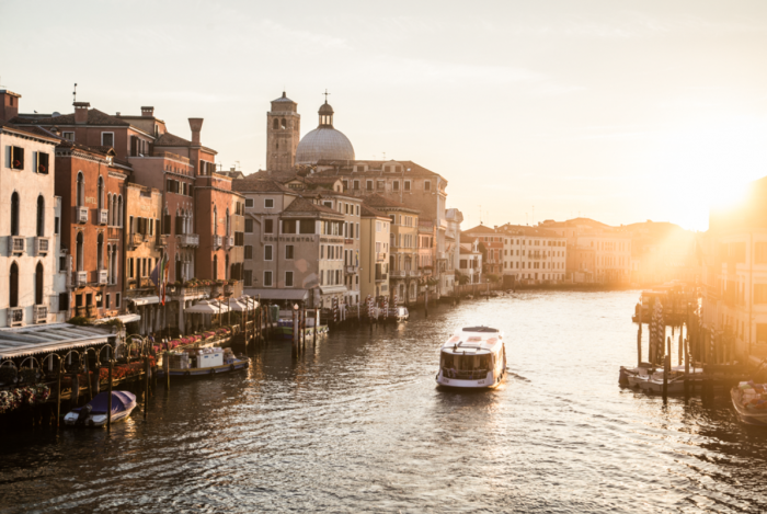 Ways to experience the Floating City of Venice, Italy