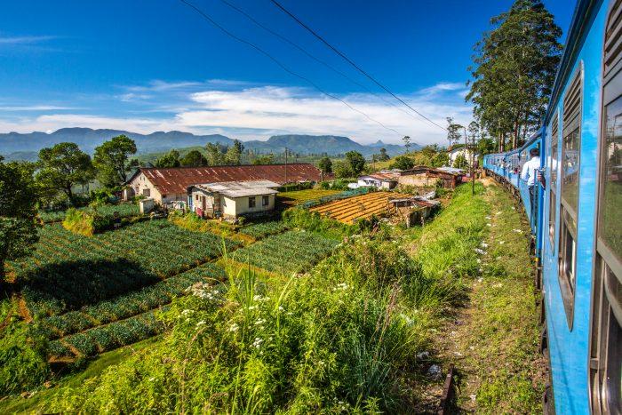 Travel in Sri Lanka