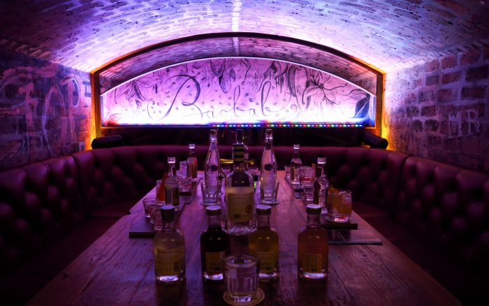 The Edinburgh Gin Distillery & the Coolest Bar You'll Set Foot In
