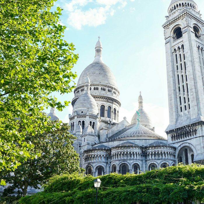 VIsiting Sacré-Coeur in Montmartre, Paris
