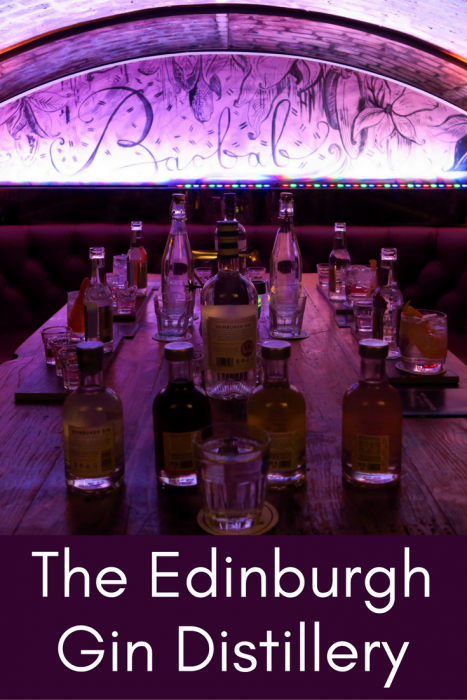 The Edinburgh Gin Distillery is a must visit for anyone travelling to Edinburgh, Scotland! The distillery also happens to be home to one of the coolest gin bars in the city: Heads and Tales.