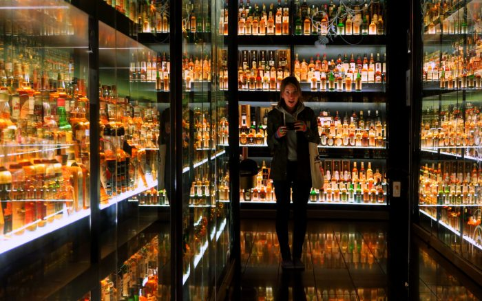 My Very Own Scotch Whisky Experience in Edinburgh
