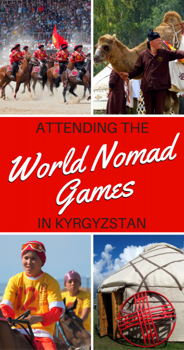 World Nomad Games in Kyrgyzstan: An introduction to a truly spectacular sporting and culture event.