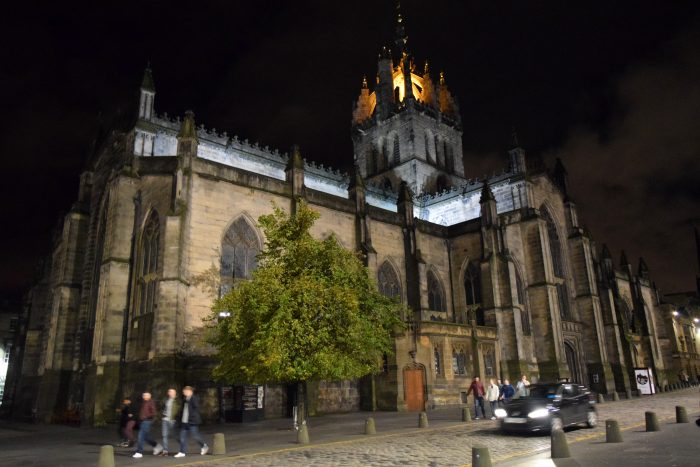 Edinburgh's Most Haunted: Exploring the City's Dark Past
