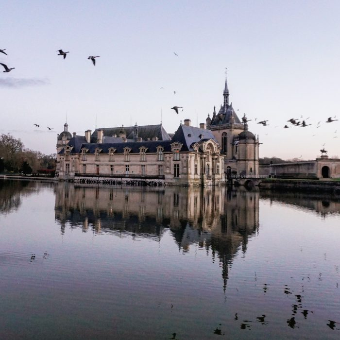Day trips from Paris? Chantilly is always a good choice.